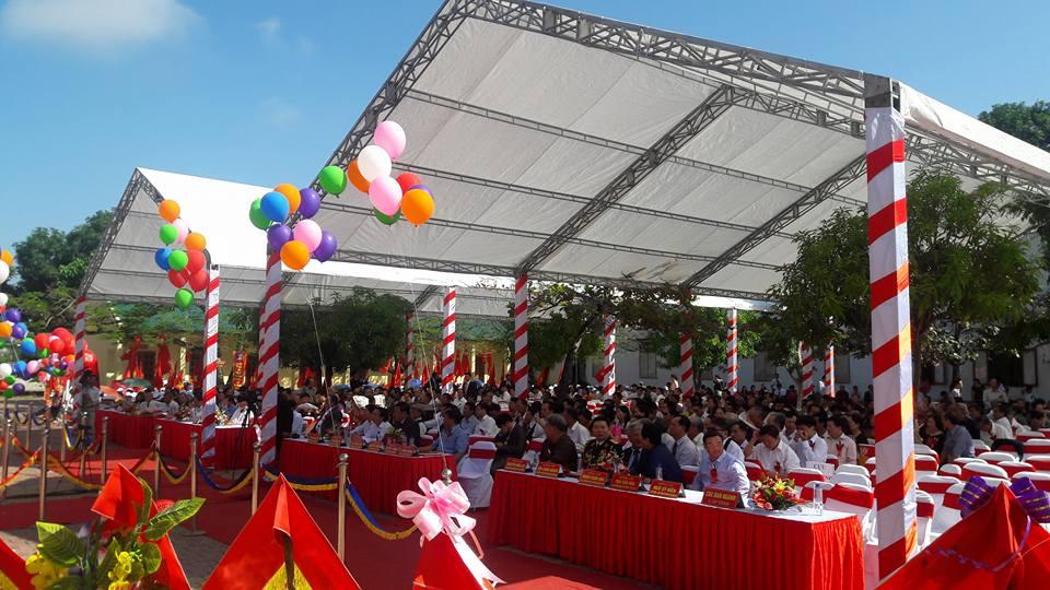 Đơn vị chuyên tổ chức sự kiện tại vinh nghệ an