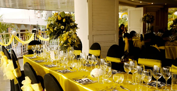 Cho thuê ấm chén, bát đĩa tiệc cưới hội nghị tại Vinh